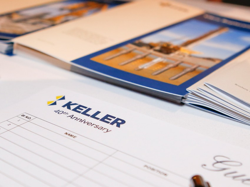 Keller 40th Anniversary - United Arab Emirates